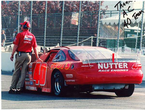 Rick Suran's NRE-engined Northwest Tour car